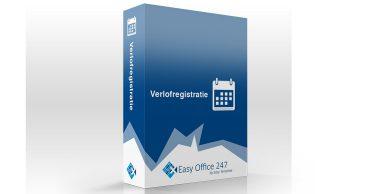 Easy Office 247 verlofregistratie 1 t/m 25