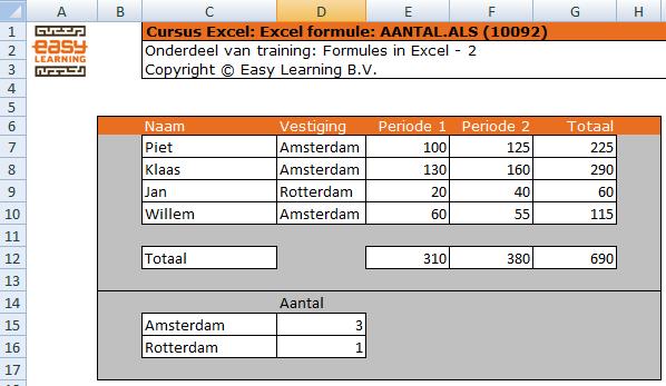 Excel formule aantal.als 01