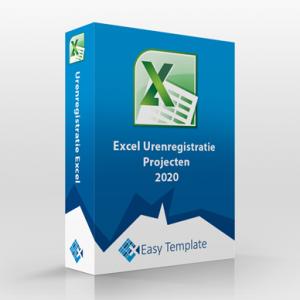 Urenregistratie Projecten 2020